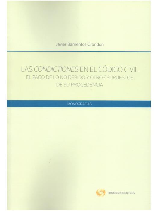 Javier Barrientos Grandon Historia del Derecho UAM Universidad Autónoma de Madrid