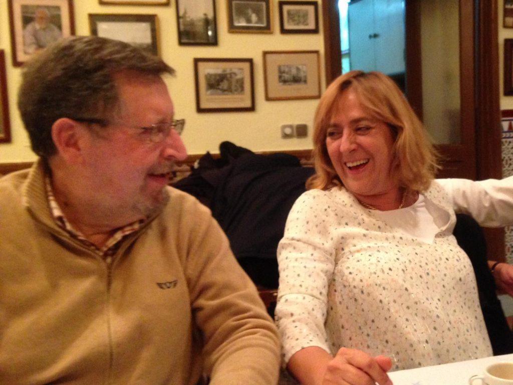 Antonio Manuel Espanha y Marta Lorente tienen una conversación sobre Historia del Derecho